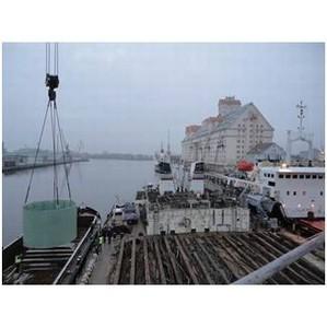 Балтийская АЭС получила ловушку расплава