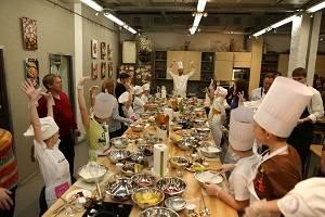 Участники программы «Разговор о правильном питании» провели мастер-класс в Международный день повара
