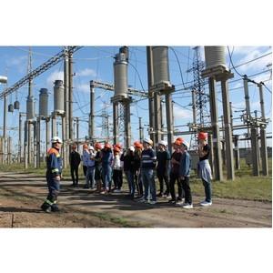 Студенты ТГТУ стали гостями крупнейшего объекта Тамбовской энергосистемы