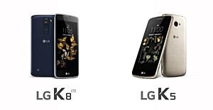 Два новых смартфона К-серии пополнят линейку среднего ценового сегмента от LG