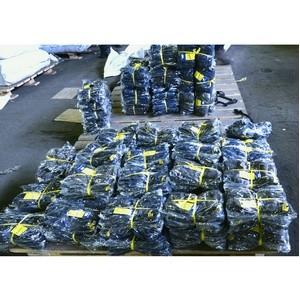 Омской таможней выявлено 25 тысяч единиц контрафактных товаров