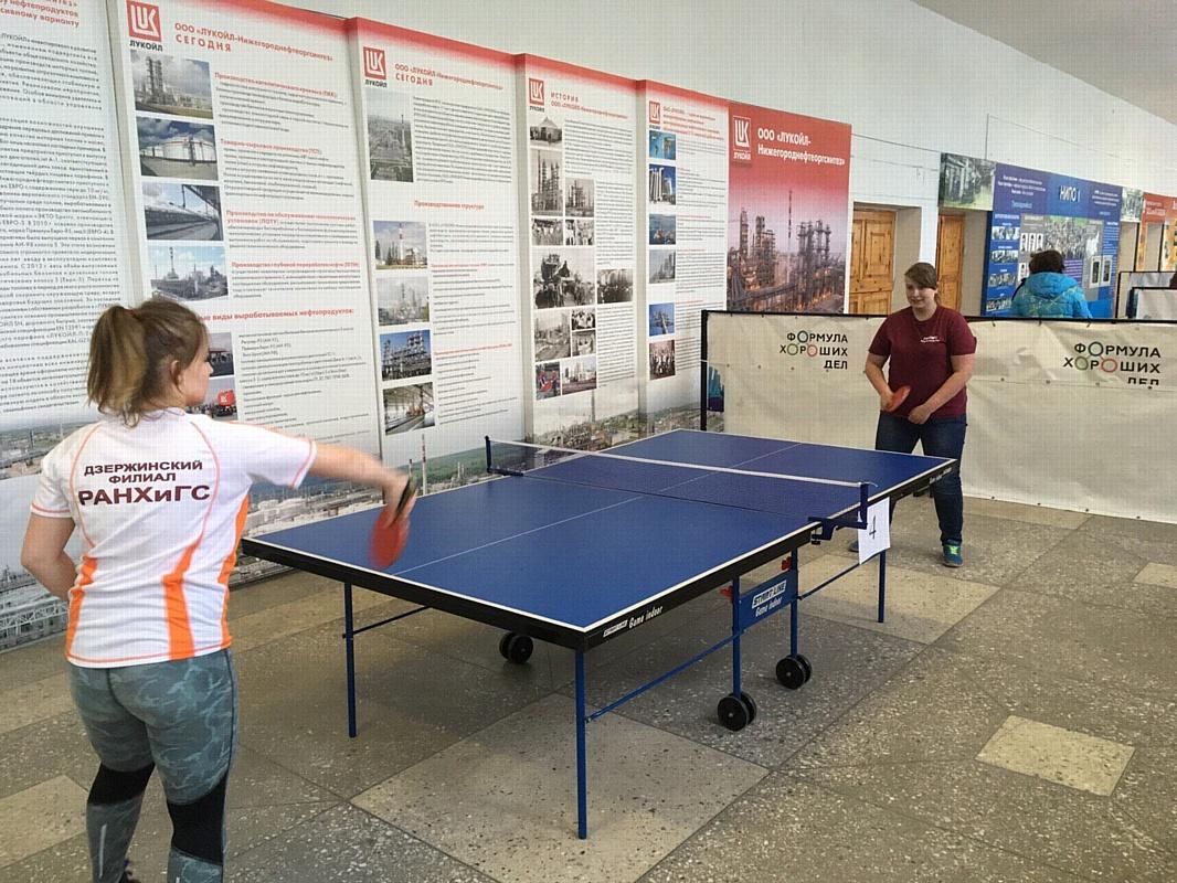 Дзержинский филиал РАНХиГС принял участие в 5 этапе городской спартакиады молодёжи