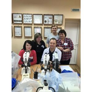 Специалисты Ростовского филиала ФГБУ «ЦОКЗ» приняли участие в стажировке в г. Пятигорске