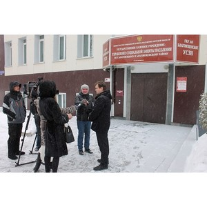 Активисты ОНФ в Амурской области проинспектировали объекты социальной инфраструктуры Благовещенска