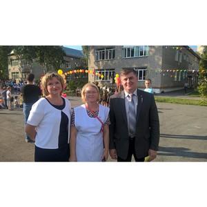 Томские активисты ОНФ организовали благотворительный праздник в помощь онкобольным детям