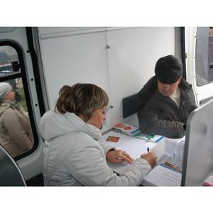 Специалисты ПФР провели прием граждан на Международной Покровской ярмарке