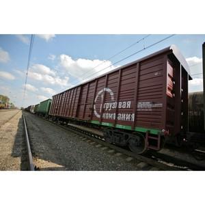 ПГК увеличила объем перевозок продукции «Ставролена» в крытых вагонах
