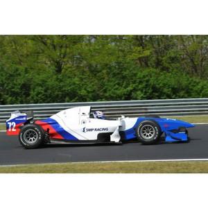 Пилот SMP Racing Никита Злобин занял третье место в квалификации этапа AutoGP