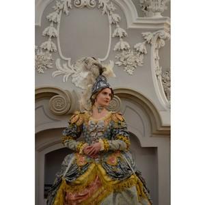 Выставка костюмов 18 века