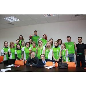 Coleman Services – участник Московского полумарафона 20 мая 2018 года