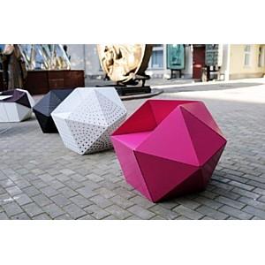Дизайнерская мебель LEPOTA в Музее Современного Искусства