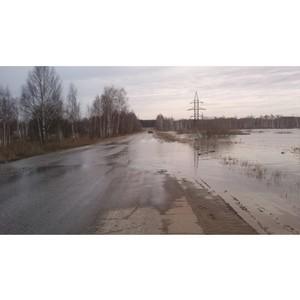 Ивэнерго заблаговременно подготовил электросетевой комплекс региона к прохождению весеннего паводка