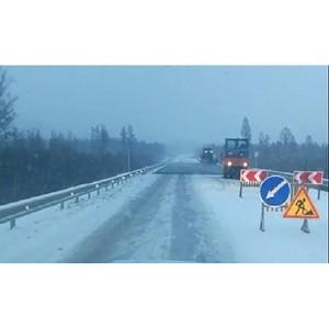 Активисты ОНФ держат на контроле обслуживание и ремонт автодорог в Амурской области