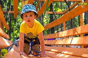 Яркие недели в Веревочном парке развлечений «Гамми». Разукрась серые будни!