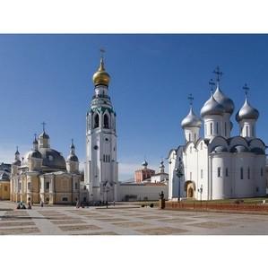 Городской фестиваль «Туристская весна в Вологде»