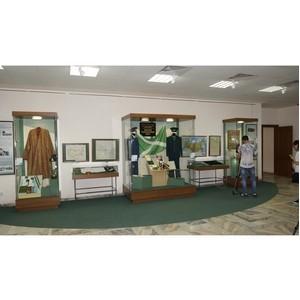 В  Омском  музее открылась экспозиция, посвящённая 25-летию  Омской таможни