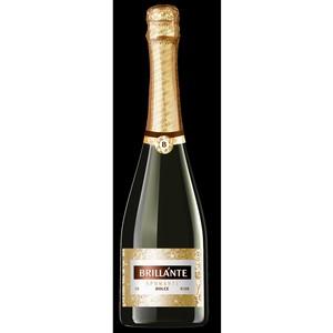 Игристое белое вино Brillante признано лучшим на конкурсе алкогольных напитков