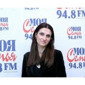 Психолог Татьяна Винокурова развивает свой канал на Youtube