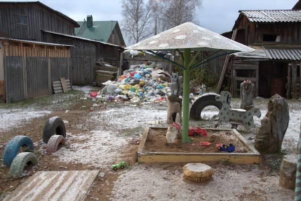 ОНФ призвал власти Кирова активизировать работу по решению проблемы со стихийными свалками