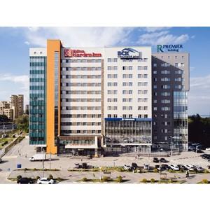 ТМ Tork в предматчевых отелях чемпионата мира по футболу в России