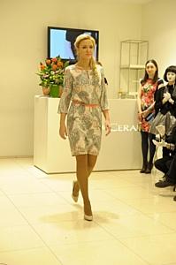 В Екатеринбурге прошел показ новой коллекции бренда Luisa Cerano при поддержке «Шато Тамань»