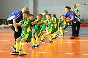 Спартакиада «Малыши открывают спорт!» в Ижевске прошла при поддержке «Ростелекома»