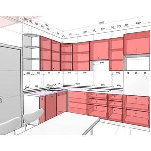 Самый передовой 3D конструктор кухни в Рунете