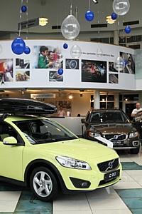 Летнее настроение и подарки от «Независимость Volvo»