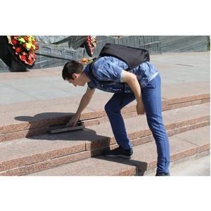 Воронежские активисты ОНФ провели мониторинг состояния Вечных огней в регионе