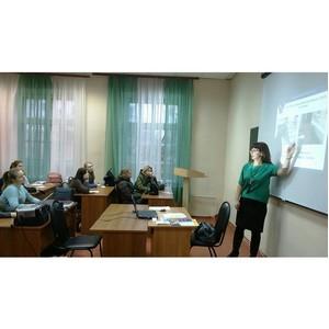 Активисты ОНФ рассказали студентам РАНХиГС о реализации проектов Народного фронта в Мордовии
