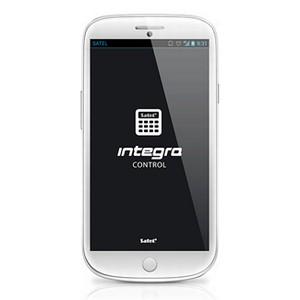 Satel русифицировала мобильное приложение Integra Control для управления системой сигнализации