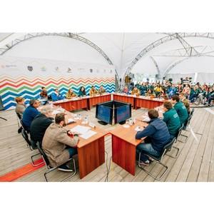 Активисты ОНФ в Алтайском крае приняли участие в фестивалях и форумах студенческих отрядов Сибири