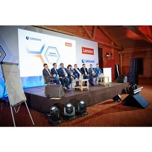 �������� Lenovo ��������� ��������� ����������� Binbank IT Conference 2016