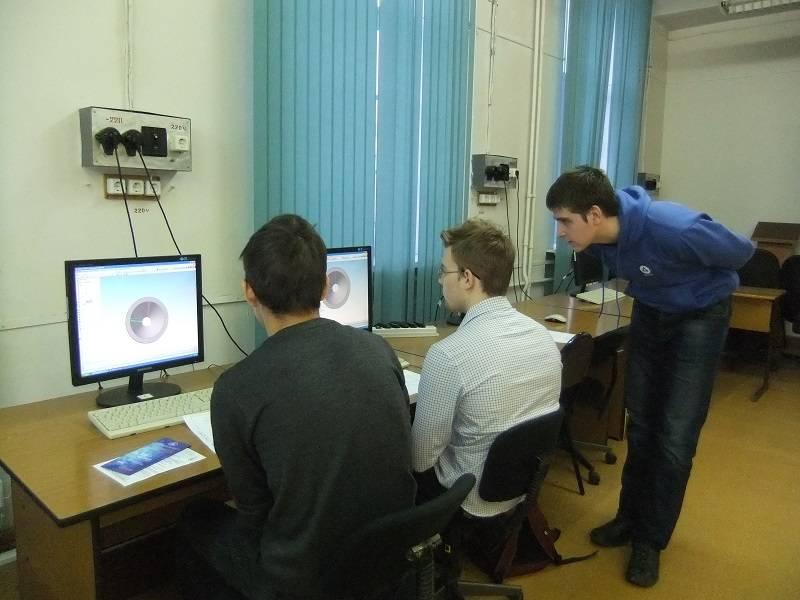 «День открытых дверей» в Новоуральском технологическом институте