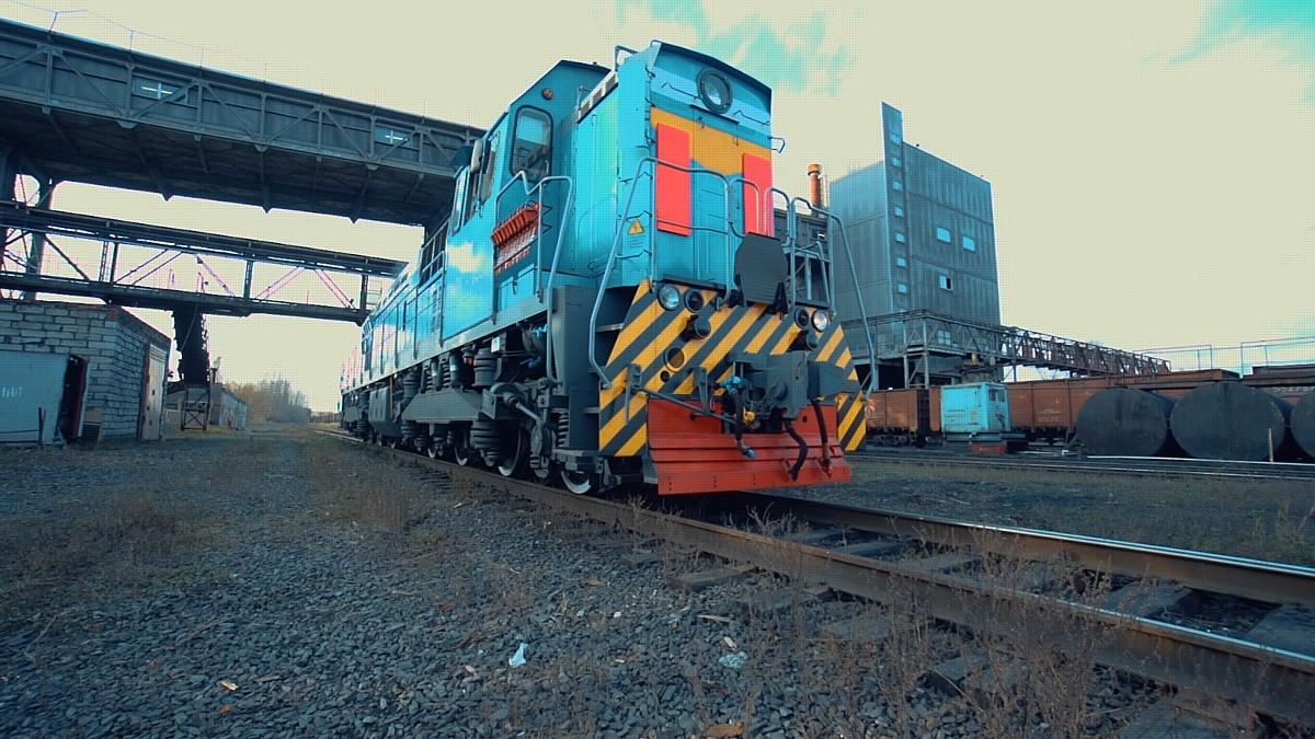 Стойленский ГОК расширяет парк железнодорожной техники