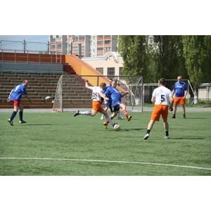 «Липецкцемент» отметил День Победы футбольным турниром