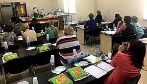 Специалисты «Солнечных продуктов» провели в Омске семинар для профессионалов кондитерской отрасли