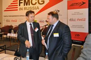ЦДК на конференции Adam Smith «FMCG in Russia»