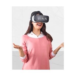 VitreAlity: виртуальная реальность для ванной комнаты