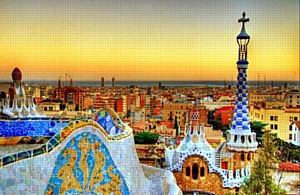Новогодние сказки Испании