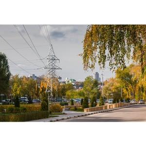Воронежэнерго увеличивает полезный отпуск электроэнергии потребителям