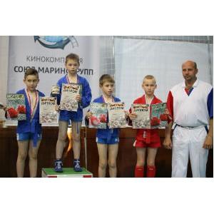 В Нижнем Новгороде состоится турнир по боевому самбо, посвященный 311-й годовщине Морской Пехоты РФ