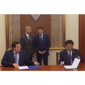 «Швабе» и Минздрав Киргизии подписали меморандум о сотрудничестве в области медицины