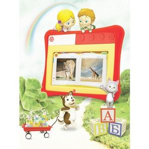 LG представляет новый обучающий детский планшет для разностороннего развития ребёнка LG KidsPad