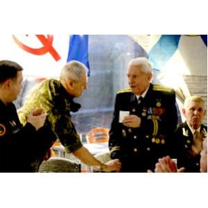 Мероприятия, посвященные 311-й годовщине морской пехоты России, прошли в Нижнем Новгороде