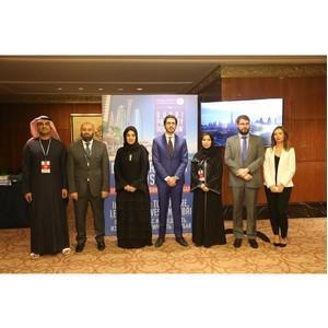 В Москве успешно прошла выездная презентация, организованная Земельным Департаментом Дубая