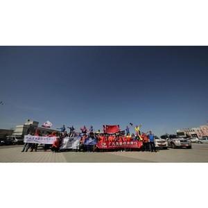 Gac Motor начинает великое путешествие из Китая во Францию