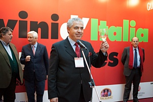 Презентация Tre Bicchieri в Москве
