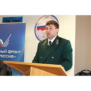 Белгородский штаб ОНФ подключился к защите леса и решению проблем экологии