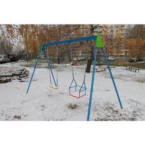 После вмешательства ОНФ в г. Саранске и поселке Луховка демонтировали опасные игровые конструкции